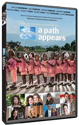 A Path Appears DVD Cover