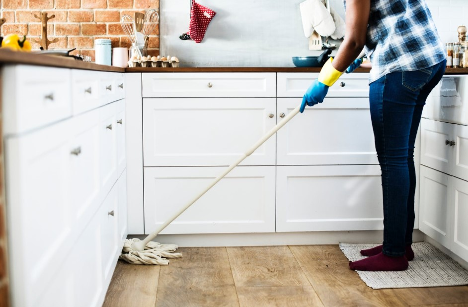 Make a Master Plan for cleaning house