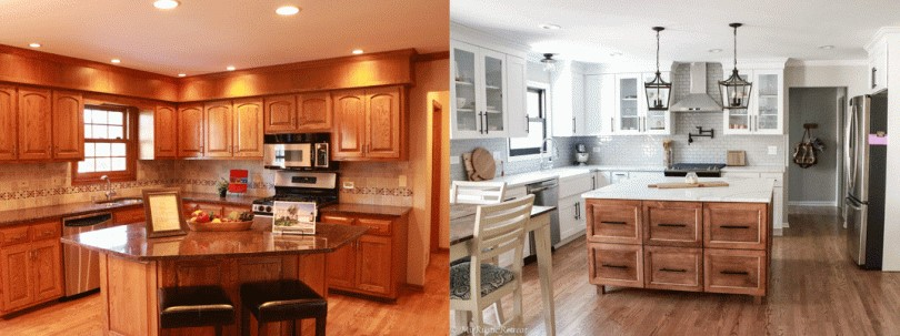 kitchen a makeover for Your House