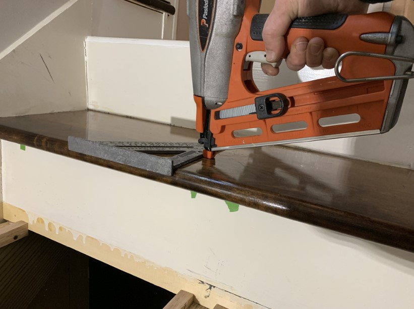 tools for Install Stair Treads